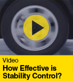 How Effective is Stability Control?