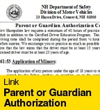Parent or Guardian Authorization